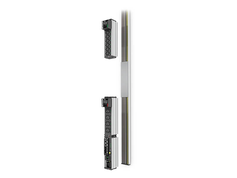 "Joe Powell and Associates Vertiv MPX Adaptive Rack PDU – ""Elementary"" Branch Receptacle Modules"