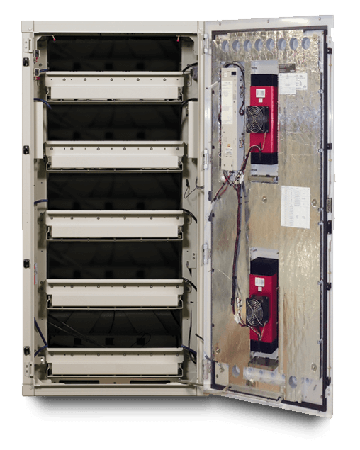 Joe Powell and Associates Vertiv XTE 601B, 60″-72″ Enclosures