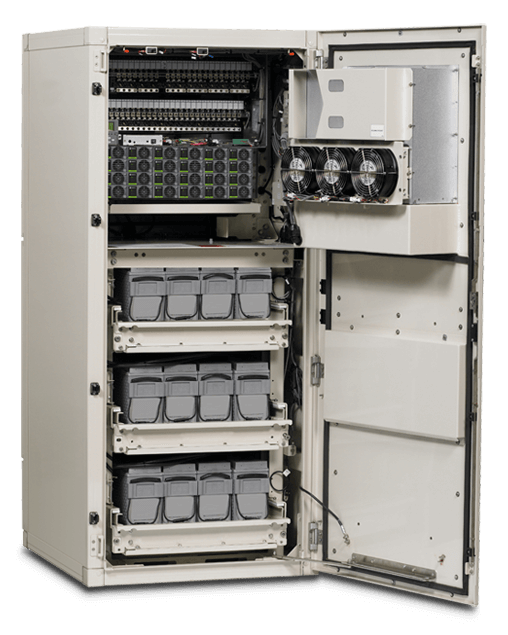 Joe Powell and Associates Vertiv XTE 601P, 60″ Enclosure