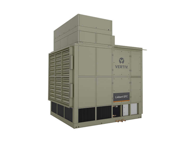 Joe Powell and Associates Liebert EFC Indirect Evaporative Freecooling System, 400kW