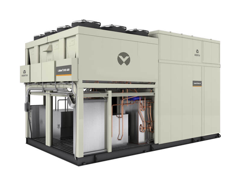 Joe Powell and Associates Liebert® DSE Packaged Free-Cooling Solution, 400-500kW